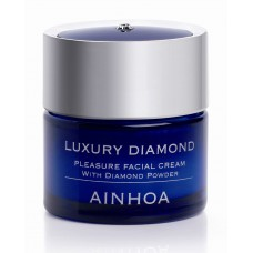 AINHOA Luxury Diamond sära andev näokoorija 100 ml