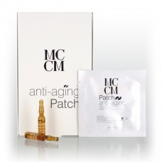 MCCM Anti-aging Eye Patch – noorendav silmaplaaster + Antiaging Flash ampull