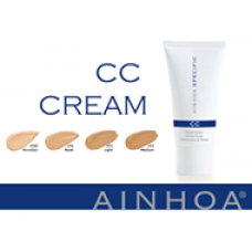 AINHOA Specific CC Näokreem SPF25 Nr. 1 Light 50 ml